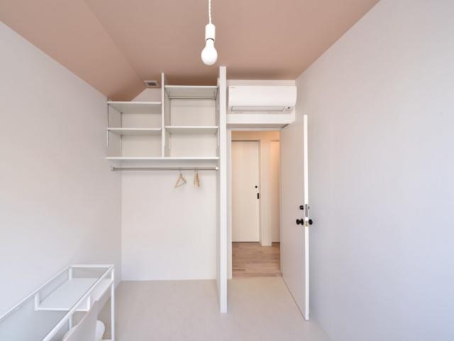 ROOM.101・STANDARD.A|TESENのシェアハウス|ZEZE OSAKA
