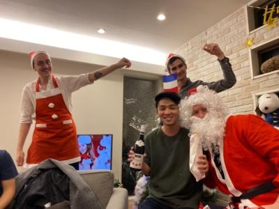 SEN OSAKA クリスマスパーティ2019