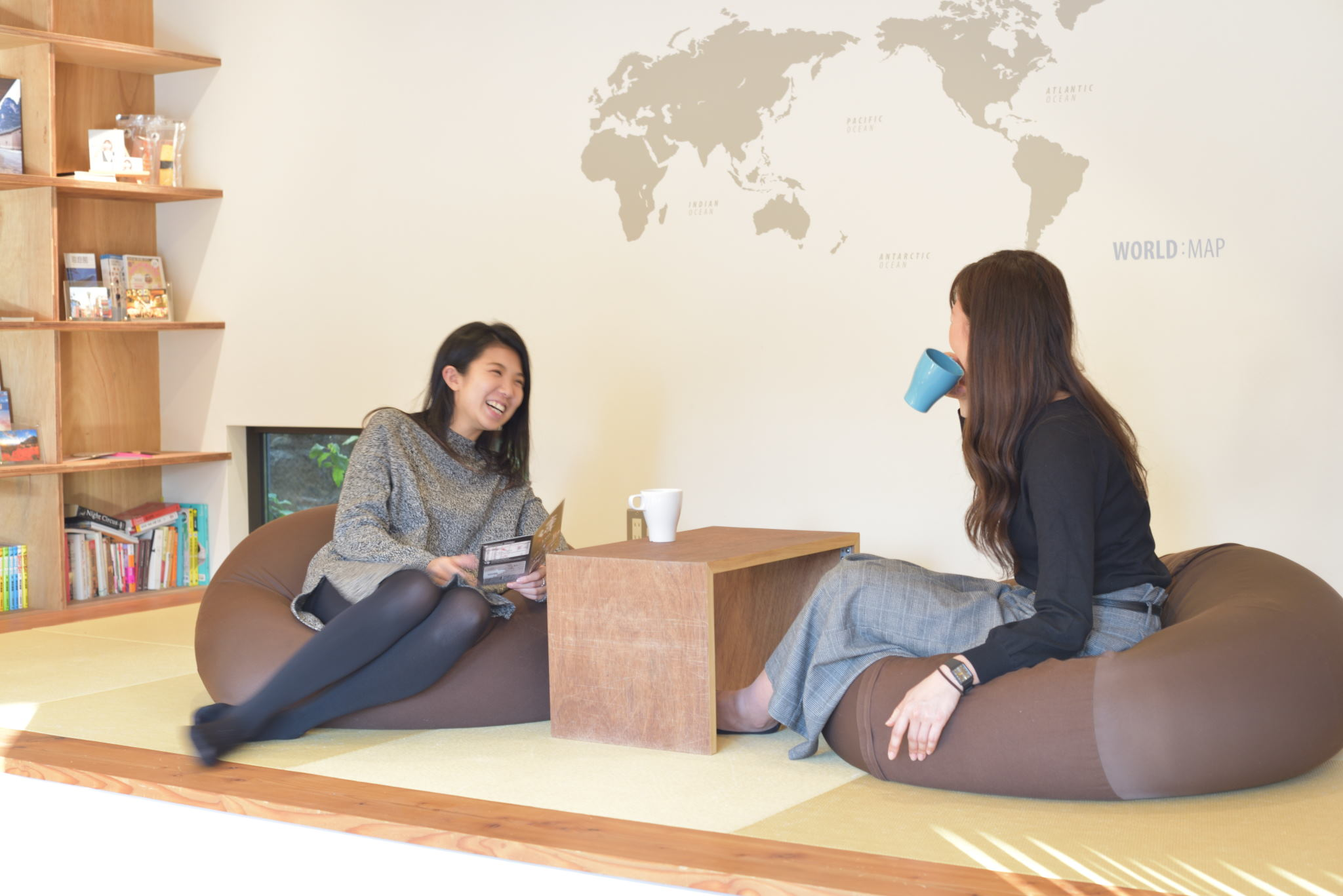 HOSTEL MITSUWAYA|TESEN|シェアハウス&ホステル / SHARE HOUSE & HOSTEL