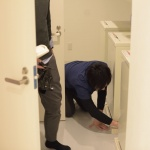 シェアハウスSEN大阪のお掃除_4731