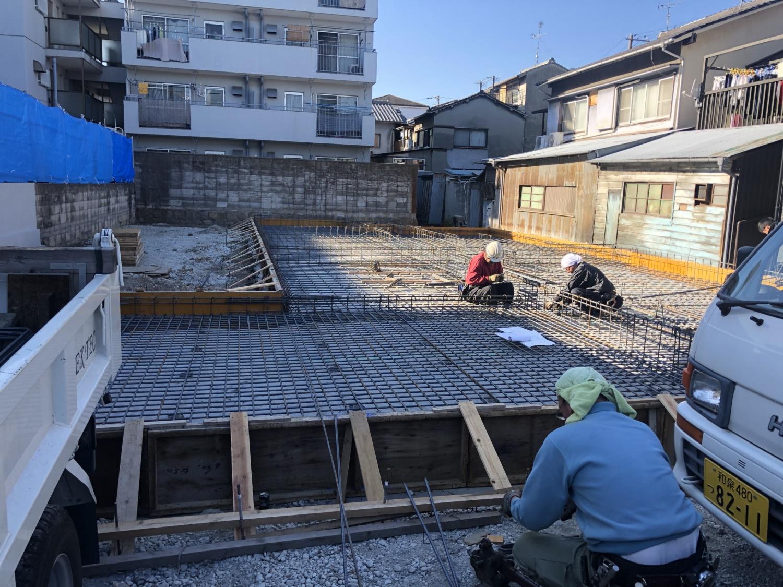 新築シェアハウス第4弾 HAYA OSAKA~建築工事始まりました~