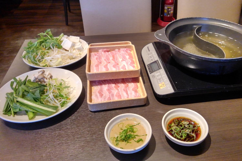 しゃぶ葉フレスポ大阪鶴見店|シェアハウスZEZE大阪のLocal Spot|肉2