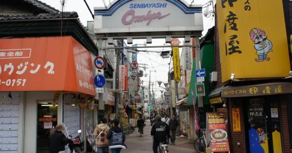 千林大宮の熱気と商店街KAE OSAKA