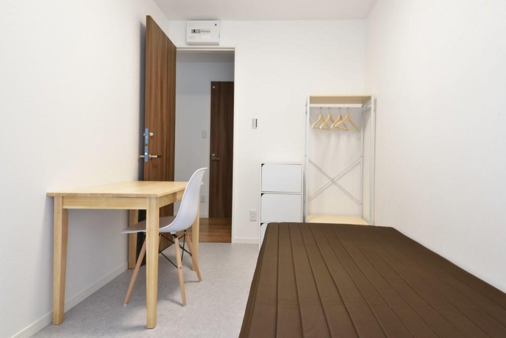 ROOM STANDARD.F|シェアハウスSEN大阪 by TESEN