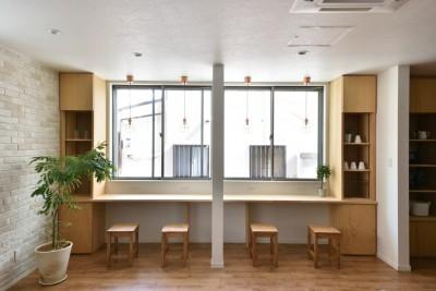 LIVING ROOM / リビングルーム|TESENのシェアハウス SEN OSAKA
