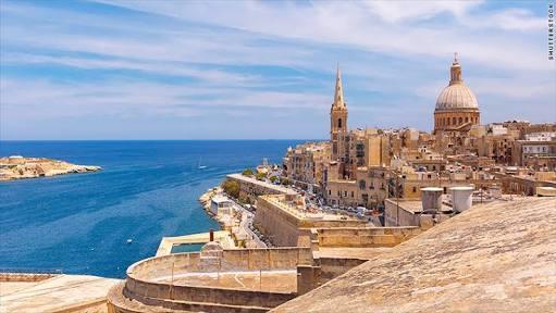 マルタ島に留学