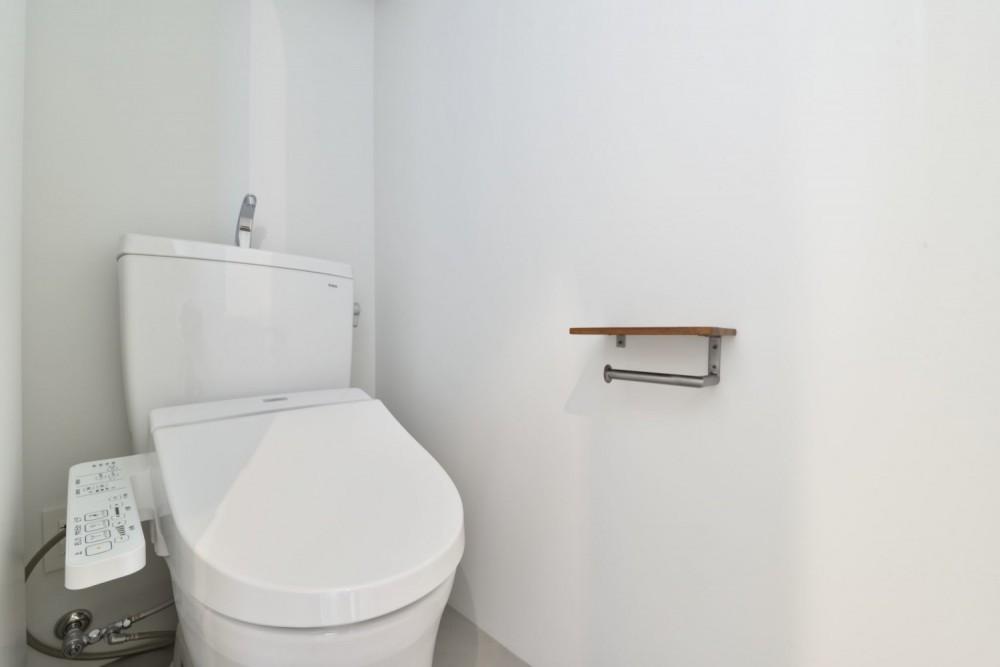 TOILET / トイレ|TESENのシェアハウス ZEZE OSAKA